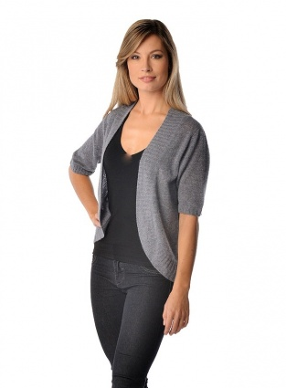 Pure Cashmere Shrug